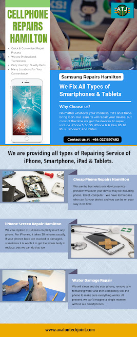 Cellphone Repairs Hamilton