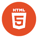 Learn HTML in Arabic icon