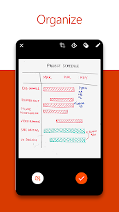 Microsoft Office Lens – PDF Scanner App Latest Version Download For Android and iPhone 4