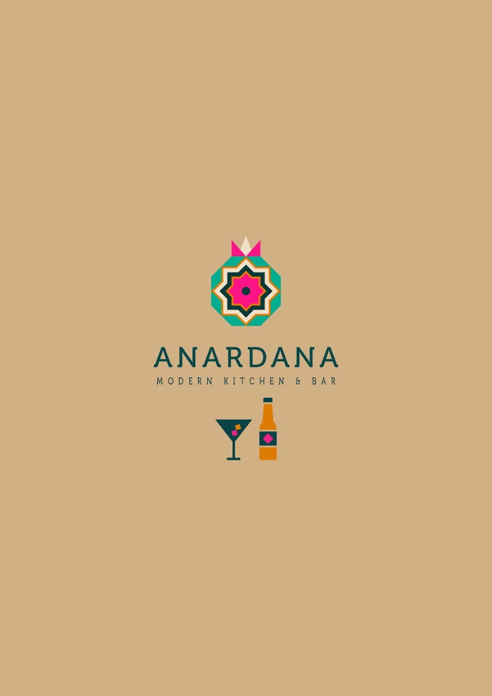 Anardana Modern Kitchen & Bar menu 1
