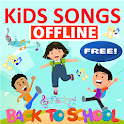 kids song - best offline nursery rhymes icon