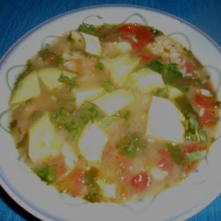 Copycat Chili'S Chicken and Green Chili Soup Recipe