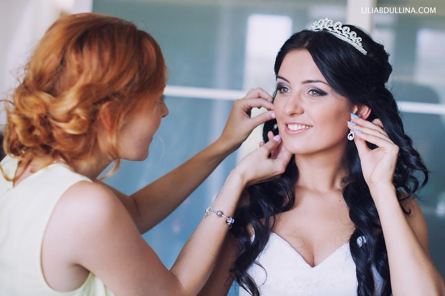 Hochzeitsfotograf Liliya Abdullina (liliphoto). Foto vom 24.10.2014