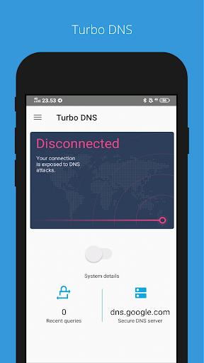 Turbo DNS - Fast VPN screenshots 1