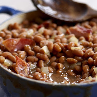Boston Bacon Baked Beans.
