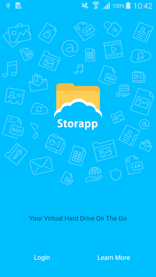 Storapp- screenshot