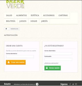 Bazar Verde screenshot 6