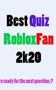 Best Quiz Free for Robux 2k20 - náhled