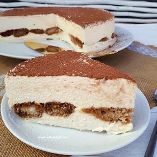 Tiramisu Cheesecake (No-Bake) Recipe
