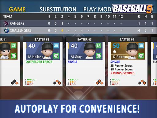 BASEBALL 9 1.1.3 screenshots 12