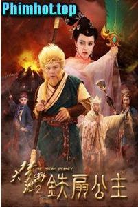 Giấc Mộng Tây Du 2 Thiết Phiến Công Chúa - The Dream Journey 2 (2019)