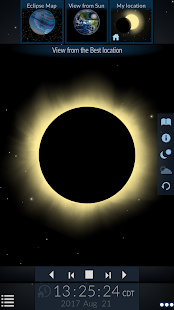 Solar Eclipse by Redshift- screenshot thumbnail