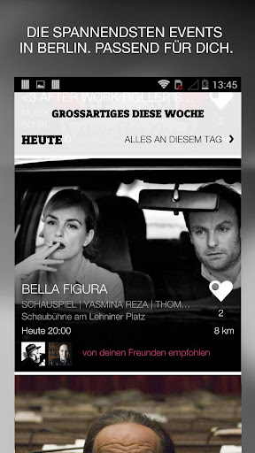 ASK HELMUT – Events in Berlin