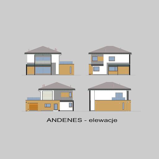 Andenes - Elewacje