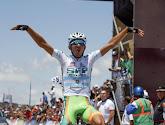 Le champion d'Argentine Gonzalo Najar est provisoirement suspendu