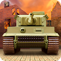 World War 2 Tank Defense icon