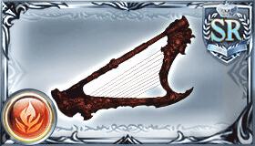 赤き依代の竪琴