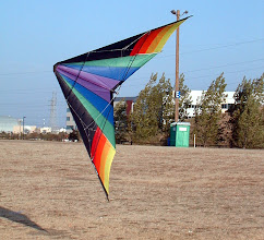 Photo: My first kite. A Team Hawaiian by Top of the Line, designed by Don Tabor.