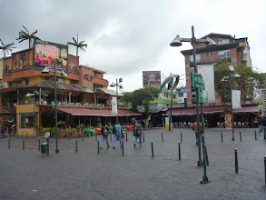 Photo: Plaza Foch in Mariscal