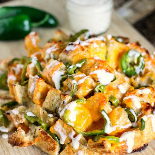 Jalapeno Ranch Pull-Apart Bread