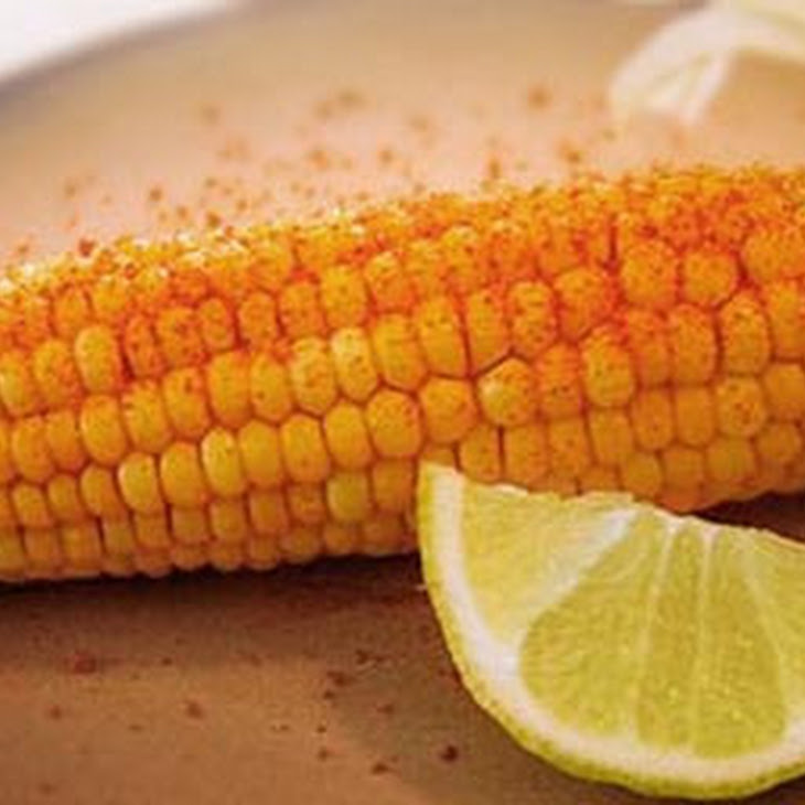 Corn on the Cob with Chile and Lime Recipe   Yummly