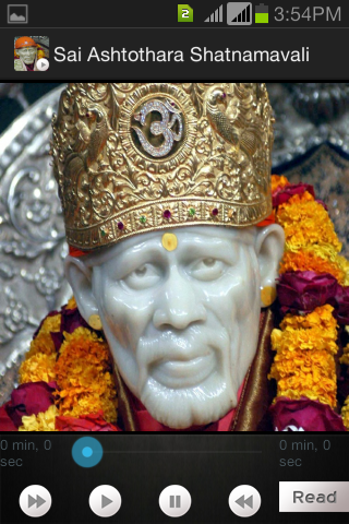 Sai Ashtothara Shatnamavali HD