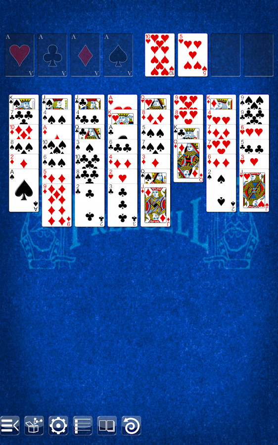 how do you play the card game freecell