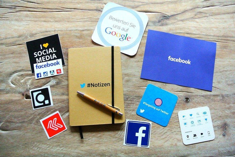 Social media, Facebook, Twitter, network, Instagram