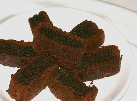 CHOCOLATE MOCHI CAKE Recipe