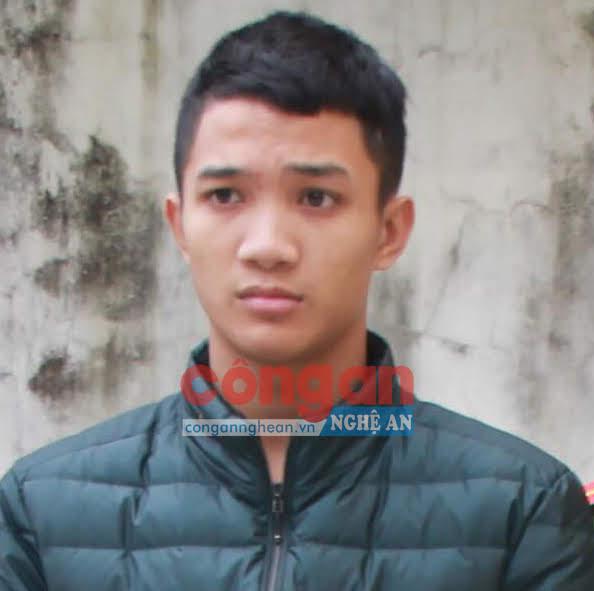 Đối tượng gây ra nhiều vụ trộm két sắt bị Công an huyện Diễn Châu bắt giữ