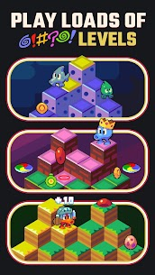 Q*bert MOD APK (Unlimited Money) 5