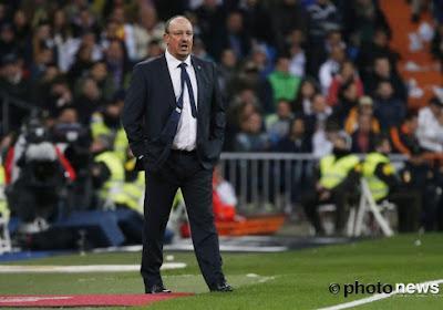 Real-coach Benitez at het wonderbroodje van Gouden Stier Cyriac, maar koos het foute beleg
