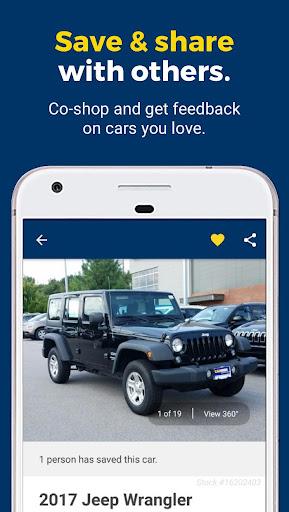 CarMax u2013 Cars for Sale: Search Used Car Inventory 3.10.0 screenshots 5