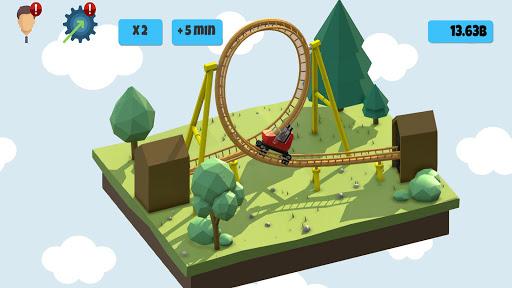 idle themepark & rollercoaster tycoon screenshot 3