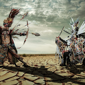 War by Muhammad Ikhsan - Digital Art People ( indonesia people, indonesia, indonesia people landscape digital )