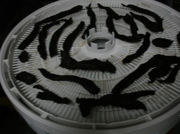 Dehydrator loaded and ready to ... dehydrate...lol