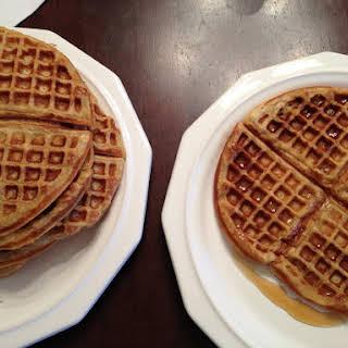 Malted Waffles.