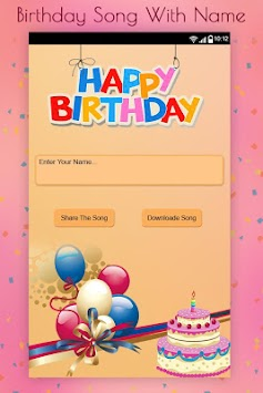 Birthday Song With Name Apk Latest Version Download Free Music