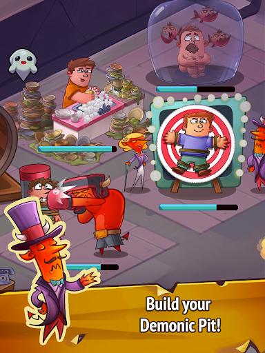Idle Evil Clicker screenshot 8