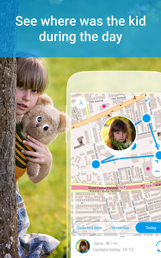 Find my Kids: Child locator  screenshots 1