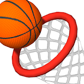 Dunk Hoop Android APK Download Free By Ketchapp