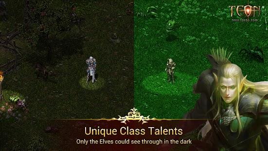 Teon - All Fair Hardcore ARPG - náhled