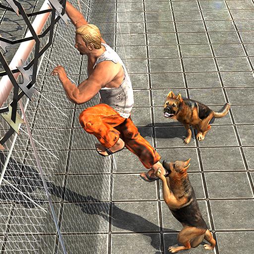Prisoner Escape - Police Dog