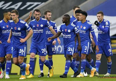 Avec Tielemans et Praet, Leicester est le nouveau leader de Premier League