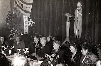 Photo: Presidente H. van Bergen-Braams