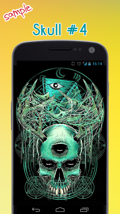 Amazing Skull Wallpaper Android Apps on Google Play