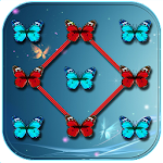 Butterfly Pattern Screen Lock 1.0 Apk