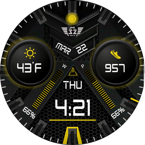 NX 33 COLOR CHANGER Watchface for WatchMaker