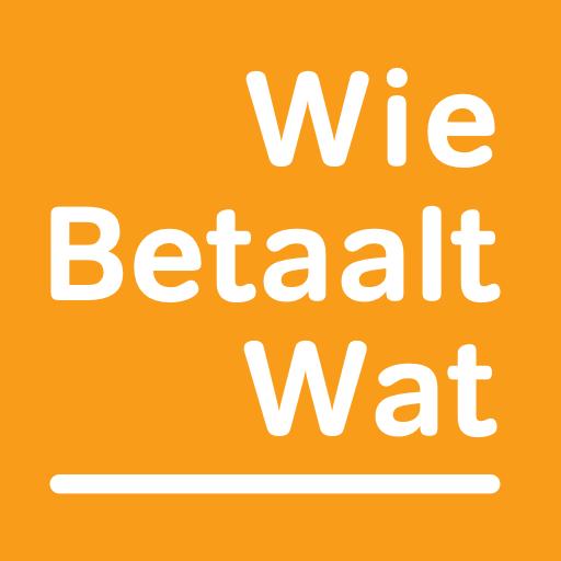 WhoPaysWhat - WieBetaaltWat Icon