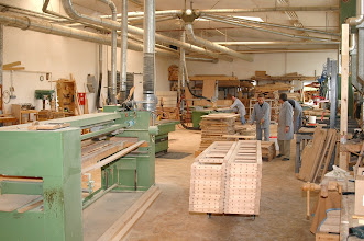 Photo: Prostor za obdelavo lesa - Raum für die Holzbearbeitung - Room for the woodworking